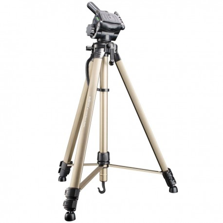 Photo tripods - walimex WT-3570 Basic Tripod + 3D Ball Head, 165cm - buy today in store and with delivery