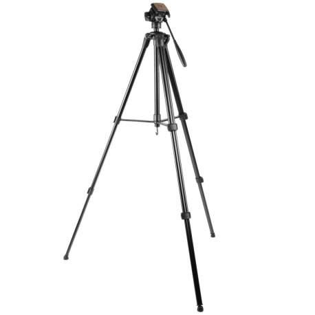 Видео штативы - walimex FW-3970 Semi-Pro Tripod w. Panhead, 172cm - купить сегодня в магазине и с доставкой