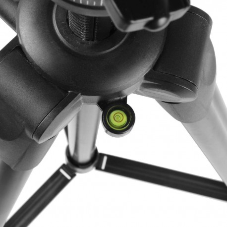Video Tripods - walimex FW-3970 Semi-Pro Tripod w. Panhead, 172cm - buy today in store and with delivery