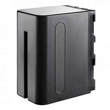 Батареи для камер - sonstige NP-F960 Li-Ion Battery for Sony, 6600mAh - купить сегодня в магазине и с доставкой