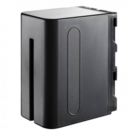 Kameru akumulatori - NP-F960 Li-Ion baterija Sony tipa, 6600mAh 18680 - perc šodien veikalā un ar piegādi