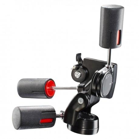 Головки штативов - walimex FT-010H Pro-3D-Panhead - быстрый заказ от производителя