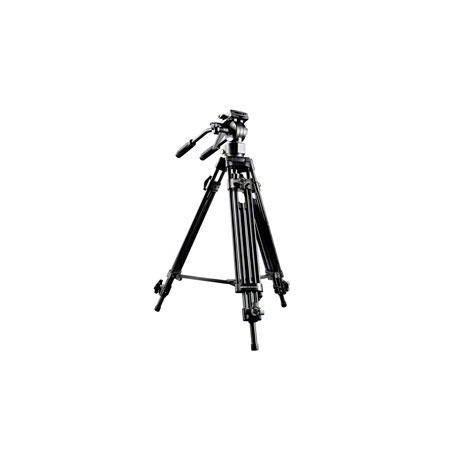 Видео штативы - walimex EI-9901 Professional Video-Tripod + WT-600 - быстрый заказ от производителя