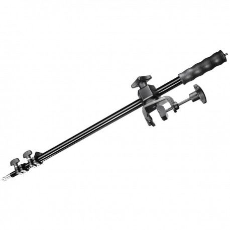 Boom - walimex pro Boom incl. counter weight, 70-183cm - quick order from manufacturer