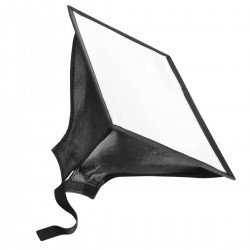 Acessories for flashes - walimex Softbox 20x30cm for System Flash - quick order from manufacturer