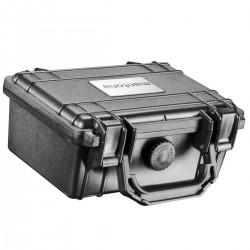 Koferi - Koferis Mantona outdoor protective case S 18507 iekšējie izmēri 20x13.5x6.5cm - perc veikalā un ar piegādi