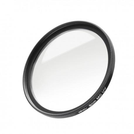 Objektīvu filtri - walimex Slim MC UV filtrs 58mm 17843 - perc šodien veikalā un ar piegādi