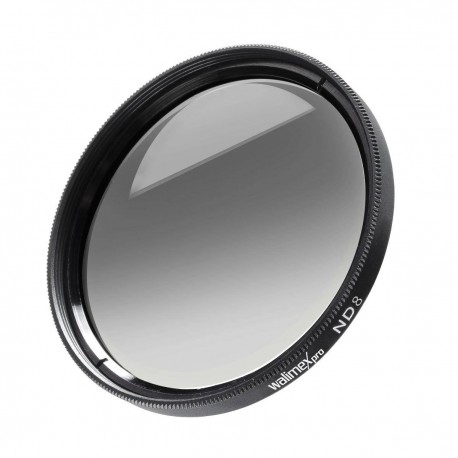 Discontinued - walimex pro ND Filter ND8 58 mm