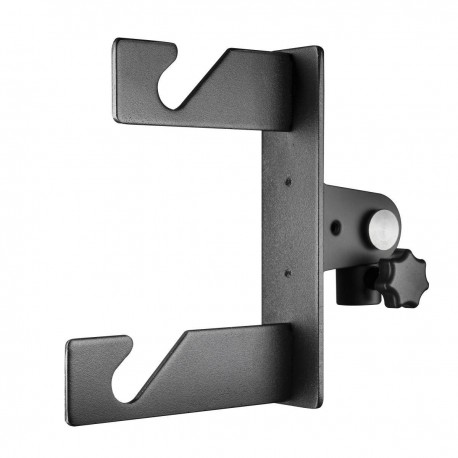 Background holders - walimex 2-fold Background Hook f. Spigot, set of 2 - buy today in store and with delivery