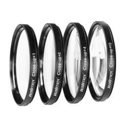 Макро - walimex CLOSE UP FILTER KIT(+1+2+4+10)52mm - купить сегодня в магазине и с доставкой