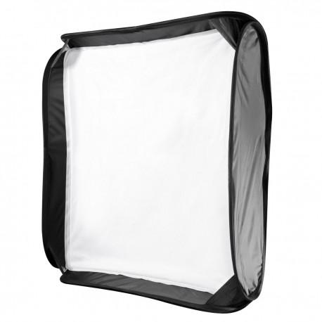 Aksesuāri zibspuldzēm - Walimex Magic softbox 40x40cm Nr.16784 - perc šodien veikalā un ar piegādi