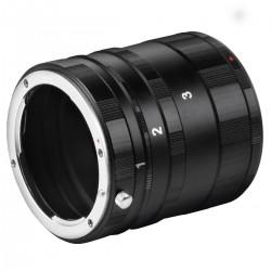 Makro aksesuāri - JYC ET-C macro gredzenu komplekts Canon kamerām - perc veikalā un ar piegādi