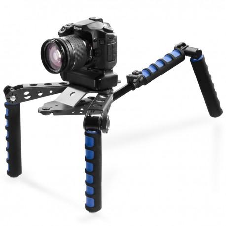 Shoulder Supports / Rigs - walimex pro Hand-Shoulder-Videotripod Cineast I - quick order from manufacturer
