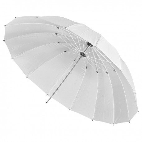 Umbrellas - walimex Translucent Light Umbrella white, 180cm - buy today in store and with delivery