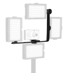 Turētāji - walimex Auxiliary Corner Bracket for Video Light Nr. 16527 - perc veikalā un ar piegādi