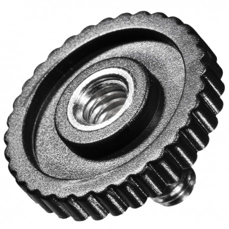 Aksesuāri zibspuldzēm - Walimex foto stiprinājums ar karsto pēdu / hot shoe x 2 Nr.16526 - ātri pasūtīt no ražotāja