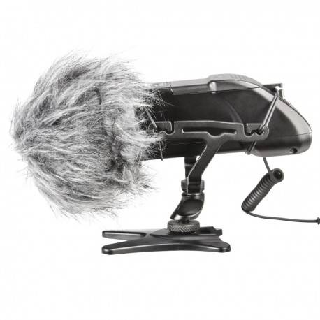 Microphones - walimex pro Stereo Microphone for DSLR - quick order from manufacturer