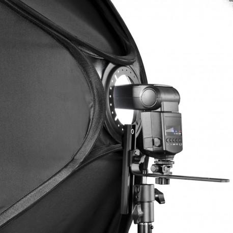 Аксессуары для вспышек - walimex Magic Softbox for System Flashes, 90x90cm - быстрый заказ от производителя