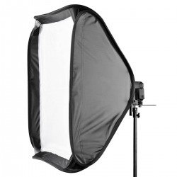 Acessories for flashes - walimex Magic Softbox for System Flashes, 90x90cm - quick order from manufacturer
