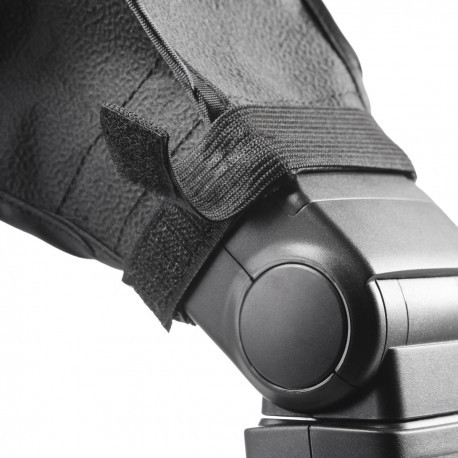 Аксессуары для вспышек - walimex Octagon Softbox Ш28cm for System Flash - быстрый заказ от производителя