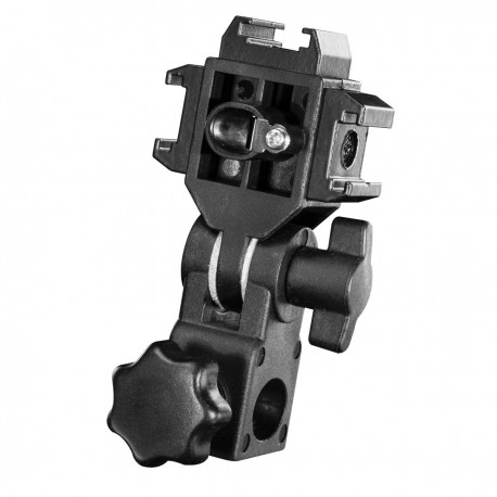 Holders - walimex pro Triple Flash and Umbrella Holder - quick order from manufacturer