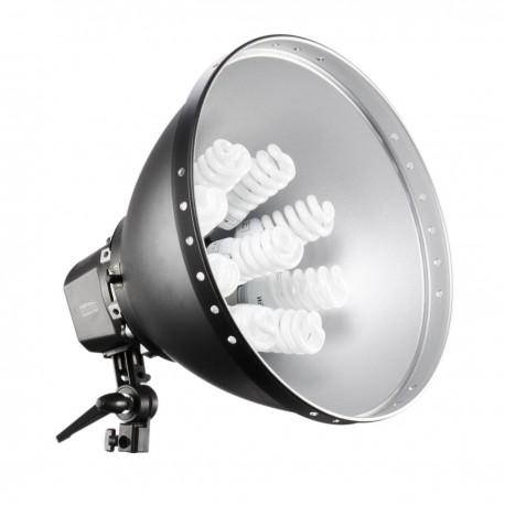 Флуоресцентное освещение - walimex pro Daylight 1260 - быстрый заказ от производителя