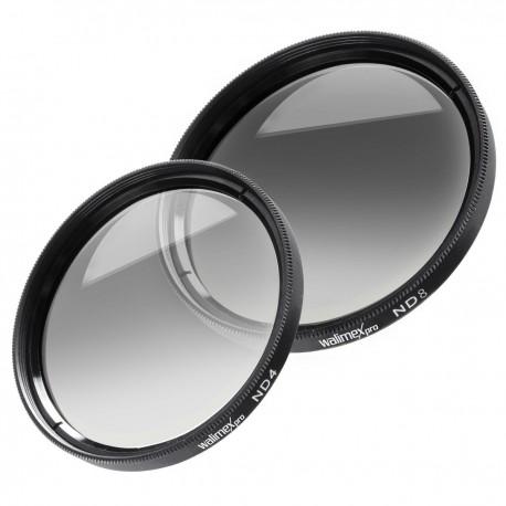 Objektīvu filtri - Walimex ND filtru komplekts ND4 & ND8 77mm 17895 - perc šodien veikalā un ar piegādi