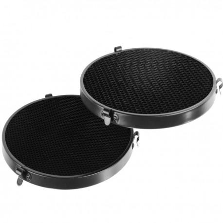 Reflektori - walimex pro Honeycomb Set Standard Reflector 4+6mm 16748 - ātri pasūtīt no ražotāja