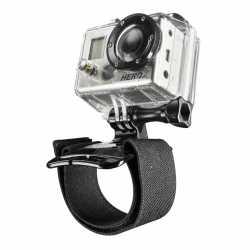 GoPro Stiprinājumi - Mantona rokas stiprinājums GoPro kamerai 20238 - perc veikalā un ar piegādi