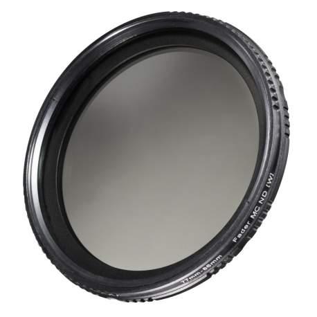 ND фильтры - walimex pro ND-Fader coated 67 mm ND2 - ND400 - купить сегодня в магазине и с доставкой