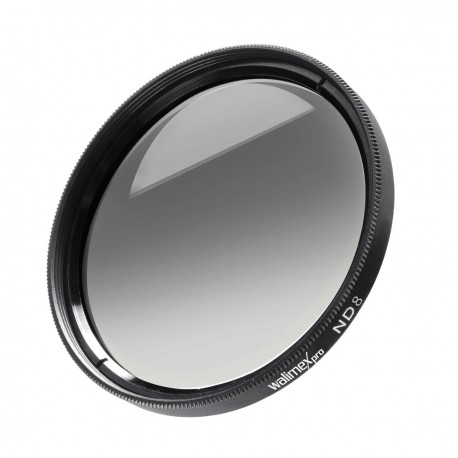 ND neitrāla blīvuma filtri - walimex pro Filter ND8 coated 55mm 19965 - ātri pasūtīt no ražotāja