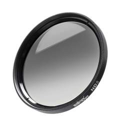 Neutral Density Filters - walimex pro Filter ND8 coated 58 mm - buy today in store and with delivery