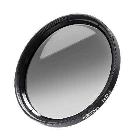 Objektīvu filtri - walimex pro Filter ND8 coated 58mm 19966 - perc šodien veikalā un ar piegādi