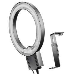 """""""Ring"""" pastāvīgā gaisma - walimex Ring Light 40W+Camera Bracket - ātri pasūtīt no ražotāja"""