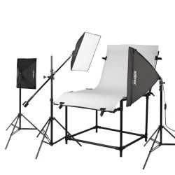 Lighting Tables - walimex Shooting Table Set Pro Daylight - quick order from manufacturer