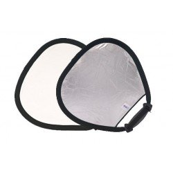 Foldable Reflectors - Lastolite Trigrip Reflector Mini 45cm Silver/White - quick order from manufacturer