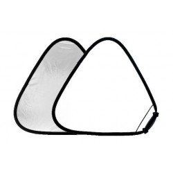 Foldable Reflectors - Lastolite Trigrip Reflector 75cm Silver/White - quick order from manufacturer