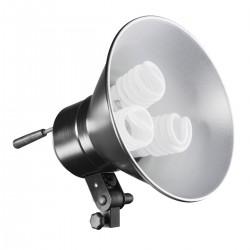 Fluorescējošās - walimex Studioset Daylight 600/600 with Light Tent - ātri pasūtīt no ražotāja
