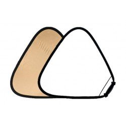 Foldable Reflectors - Lastolite Trigrip Reflector 75cm Gold/White - quick order from manufacturer