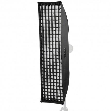 Softboksi - Walimex pro Striplight PLUS softbokss 25x150 Aurora/Bowens 16972 - ātri pasūtīt no ražotāja