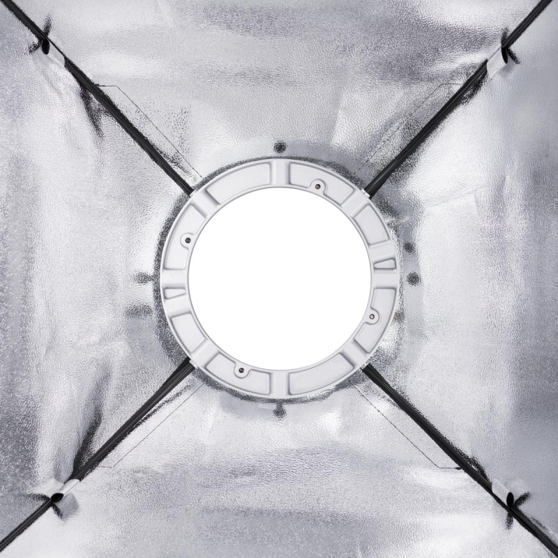 walimex pro Softbox PLUS OL 60x60cm Aurora//Bowens