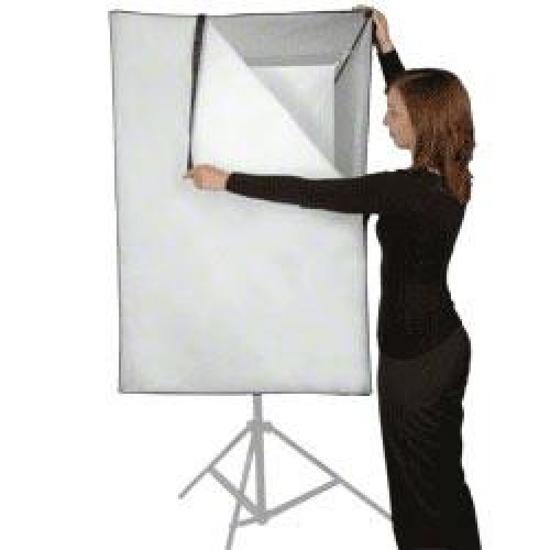 Walimex Pro 80x120cm Softbox PLUS for Electra Small