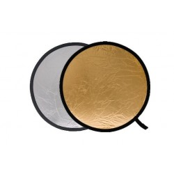 Foldable Reflectors - Lastolite Collapsible Reflector 95cm Silver/Gold - quick order from manufacturer
