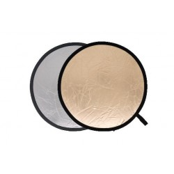 Foldable Reflectors - Lastolite Collapsible Reflector 95cm Sunfire/Silver - quick order from manufacturer