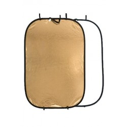 Reflector Panels - Lastolite Collapsible Panelite Reflector 1.8 x 1.2m Gold/White - quick order from manufacturer