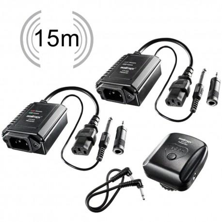 Триггеры - walimex 4-channel Remote Trigger Complete Set CY-A - быстрый заказ от производителя