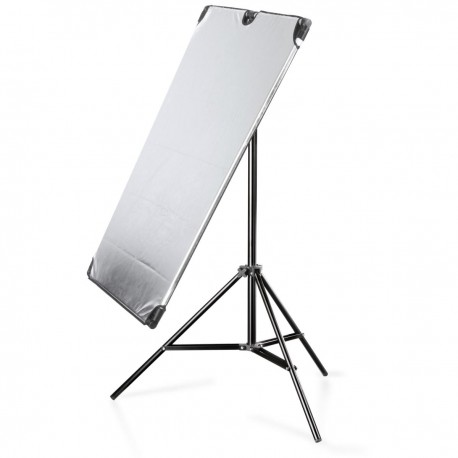 Reflector Panels - walimex 4in1 Reflector Board + WT-803 Lamp Tripod - quick order from manufacturer