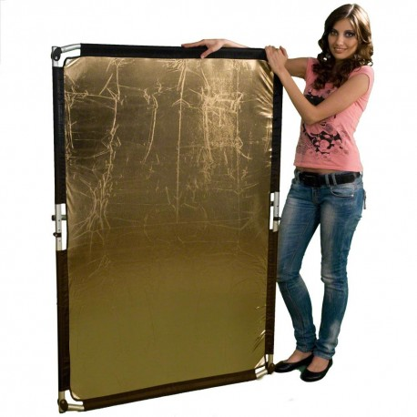 Reflector Panels - walimex pro 4in1 Reflector Panel, 100x150cm - quick order from manufacturer