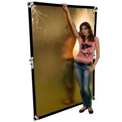 Atstarotāju paneļi - walimex pro Jumbo 4in1 Reflector Panel, 150x200cm - ātri pasūtīt no ražotāja