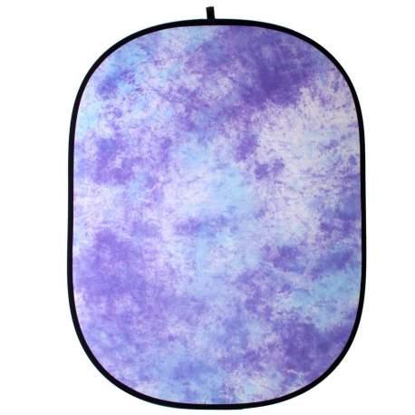 Фоны - walimex Foldable Background lilac batic, 146x200cm - быстрый заказ от производителя